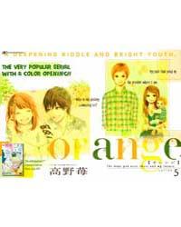 Orange (Takano Ichigo) 5 Volume Vol. 5 by Ichigo, Takano