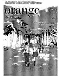 Orange (Takano Ichigo) 8 Volume Vol. 8 by Ichigo, Takano