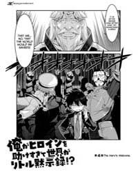 Ore Ga Heroine O Tasukesugite Sekai Ga L... Volume No. 4 by Namekojirushi