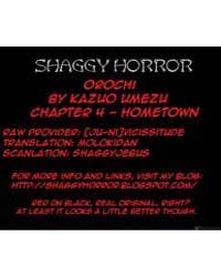 Orochi 4 : Hometown Volume Vol. 4 by Umezu, Kazuo