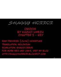 Orochi 5 : Key Volume Vol. 5 by Umezu, Kazuo