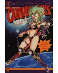 Outlanders 1 Volume Vol. 1 by Jouji, Manabe