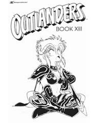Outlanders 13 Volume Vol. 13 by Jouji, Manabe