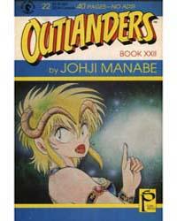 Outlanders 22 Volume Vol. 22 by Jouji, Manabe