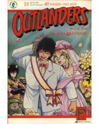 Outlanders 23 Volume Vol. 23 by Jouji, Manabe