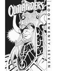 Outlanders 27 Volume Vol. 27 by Jouji, Manabe
