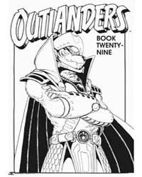 Outlanders 29 Volume Vol. 29 by Jouji, Manabe