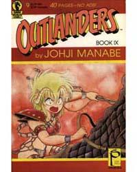 Outlanders 9 Volume Vol. 9 by Jouji, Manabe