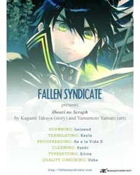 Owari No Seraph 2: Post-apocalyptic Man Volume No. 2 by Takaya, Kagami
