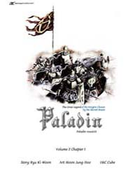 Paladin 11 Volume Vol. 11 by Kee-oun, Ryu