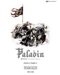 Paladin 2 Volume Vol. 2 by Kee-oun, Ryu