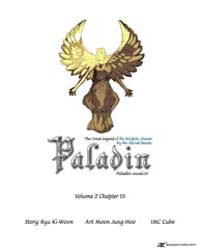 Paladin 25 Volume Vol. 25 by Kee-oun, Ryu