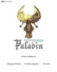 Paladin 41 Volume Vol. 41 by Kee-oun, Ryu