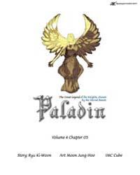 Paladin 44 Volume Vol. 44 by Kee-oun, Ryu