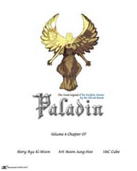 Paladin 46 Volume Vol. 46 by Kee-oun, Ryu