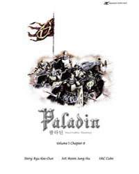 Paladin 6 Volume Vol. 6 by Kee-oun, Ryu