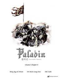 Paladin 9 Volume Vol. 9 by Kee-oun, Ryu