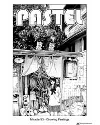 Pastel 93: Growing Feelings Volume Vol. 93 by Kobayashi, Toshihiko