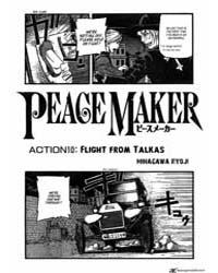 Peace Maker 10: Flight from Talkas Volume Vol. 10 by Minagawa, Ryoji