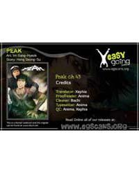 Peak (Im Gang-hyeok) 43 Volume Vol. 43 by Seong-su, Hong