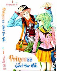 Personalized Princess 1 Volume Vol. 1 by Hwang, Mi Ri
