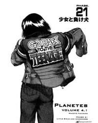 Planetes 21: 21 Volume Vol. 21 by Yukimura, Makoto