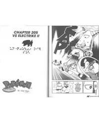 Pokemon Adventures 205: 205 Volume Vol. 205 by