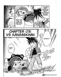 Pokemon Adventures 3 Volume Vol. 3 by