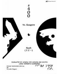 Pokemon Adventures 400: 400 Volume Vol. 400 by