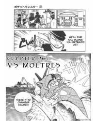 Pokemon Special 25: Vs Articuno Volume Vol. 25 by