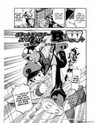 Pokemon Special Black & White 3 Volume Vol. 3 by Hidenori, Kusaka