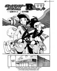 Pokemon Special Black & White 5 Volume Vol. 5 by Hidenori, Kusaka
