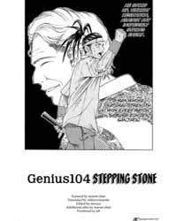 Prince of Tennis 104 : Stepping Stone Volume Vol. 104 by Konomi, Takeshi