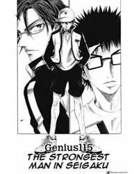 Prince of Tennis 115 : the Strongest Man... Volume Vol. 115 by Konomi, Takeshi