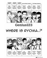 Prince of Tennis 123 : Where is Ryoma Volume Vol. 123 by Konomi, Takeshi