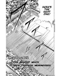 Prince of Tennis 145 : the Insight Which... Volume Vol. 145 by Konomi, Takeshi
