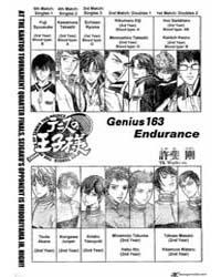Prince of Tennis 163 : Endurance Volume Vol. 163 by Konomi, Takeshi