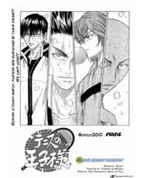 Prince of Tennis 200 : Pride Volume Vol. 200 by Konomi, Takeshi