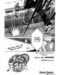 Prince of Tennis 213 : Memories Volume Vol. 213 by Konomi, Takeshi