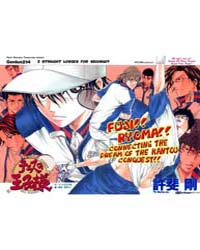 Prince of Tennis 214 : 3 Straight Losses... Volume Vol. 214 by Konomi, Takeshi