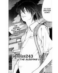 Prince of Tennis 243 : the Sleeping Lion Volume Vol. 243 by Konomi, Takeshi
