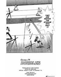 Prince of Tennis 24 : Doubles Volume Vol. 24 by Konomi, Takeshi