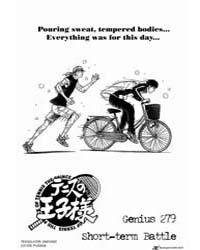 Prince of Tennis 279 : Short-term Battle Volume Vol. 279 by Konomi, Takeshi