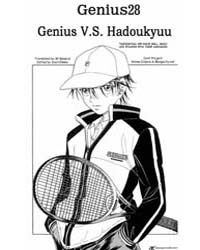 Prince of Tennis 28 : Genius Vs Hadoukyu... Volume Vol. 28 by Konomi, Takeshi