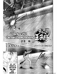 Prince of Tennis 352 : Certain Expectati... Volume Vol. 352 by Konomi, Takeshi