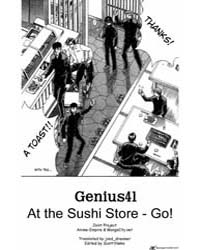 Prince of Tennis 41 : at the Sushi Shop ... Volume Vol. 41 by Konomi, Takeshi