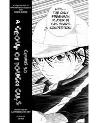Prince of Tennis 50 : a Group of Tough G... Volume Vol. 50 by Konomi, Takeshi