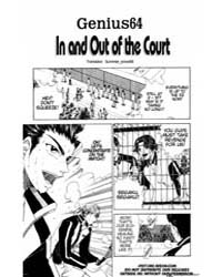 Prince of Tennis 64 : in and Out of the ... Volume Vol. 64 by Konomi, Takeshi