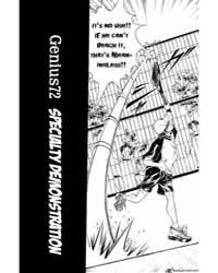 Prince of Tennis 72 : Specialty Demonstr... Volume Vol. 72 by Konomi, Takeshi
