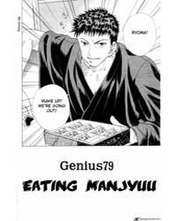 Prince of Tennis 79 : Eating Manjyuu Volume Vol. 79 by Konomi, Takeshi